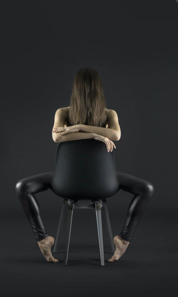 Kubikoff Chair Slice, Slice base design by Sander Mulder for Kubikoff, V9 Shell design by Matteo Calonaci for Kubikoff