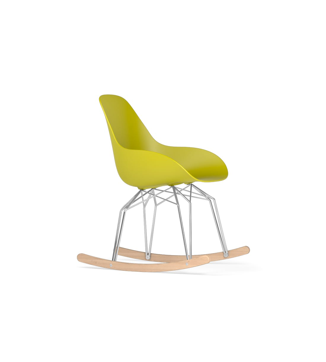 Kubikoff design chair rocking chair