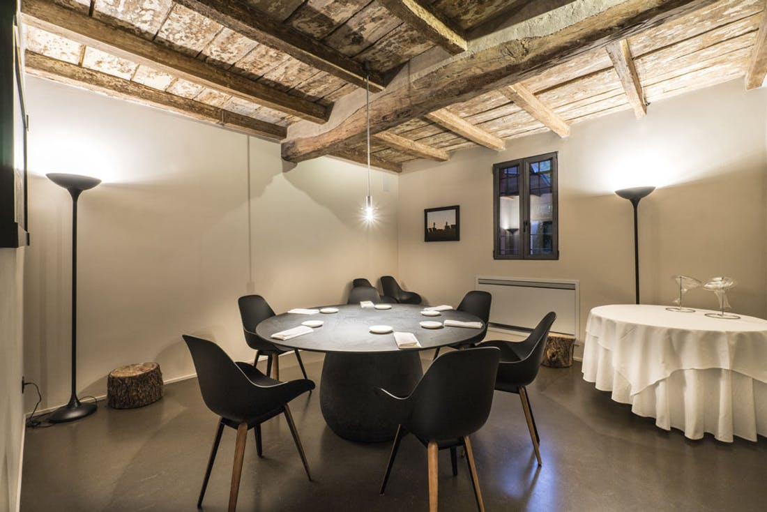 Kubikoff design chair 09 ristorante bologna