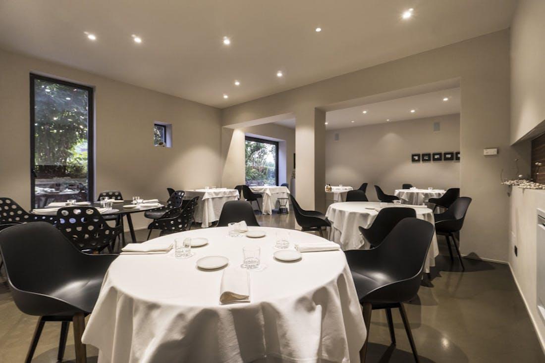 Kubikoff design chair 10 ristorante bologna
