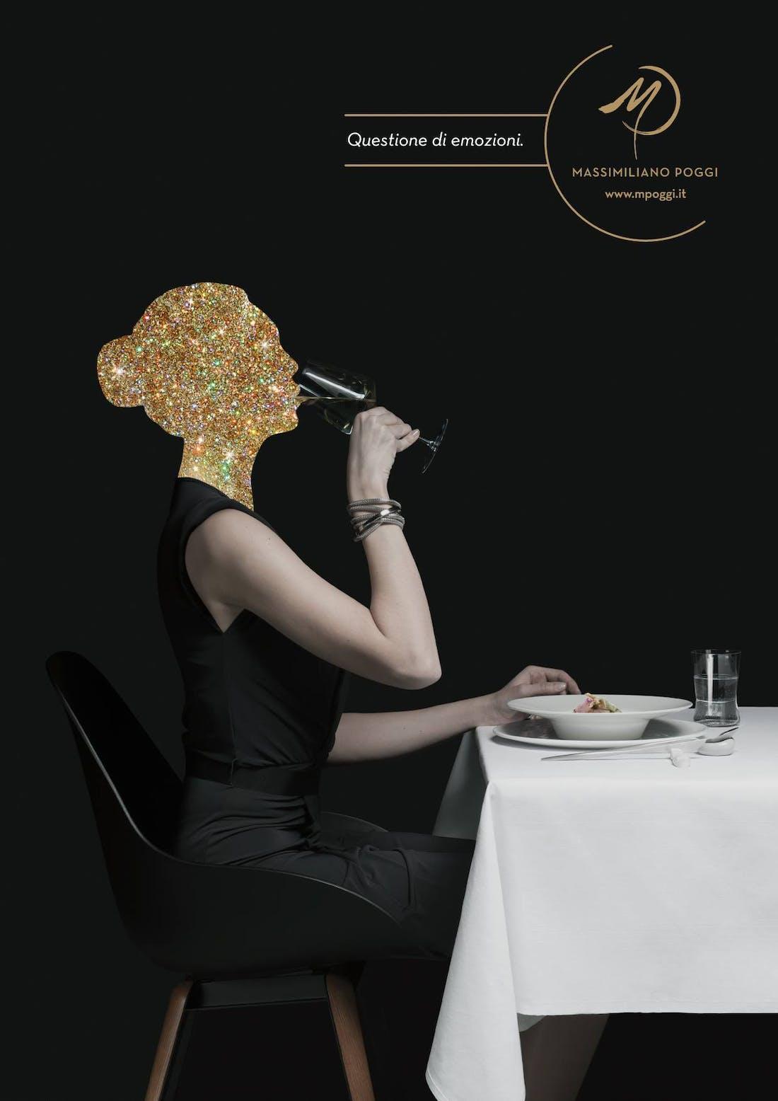 Kubikoff design chair max poggi bologna michlen restaurant