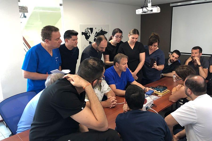 Dental implant seminar participants at Implant Success Today