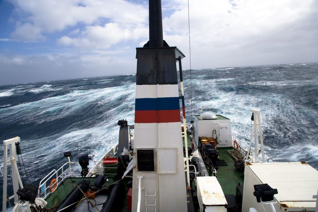 North Atlantic (High Sea Bunkering)
