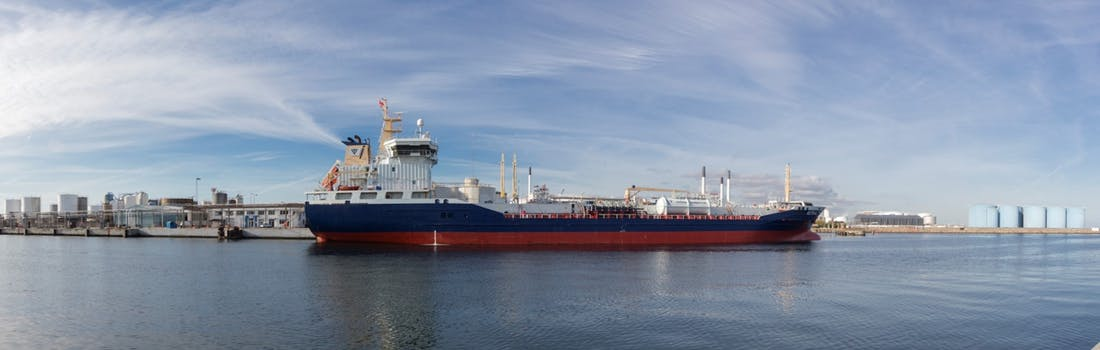 Danish ports