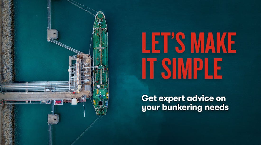 We make bunkering simple