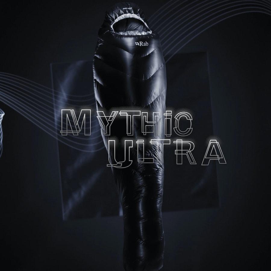 Finished frame for Mythic Ultra film 2