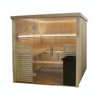 Harvia Variant View saunas Product family