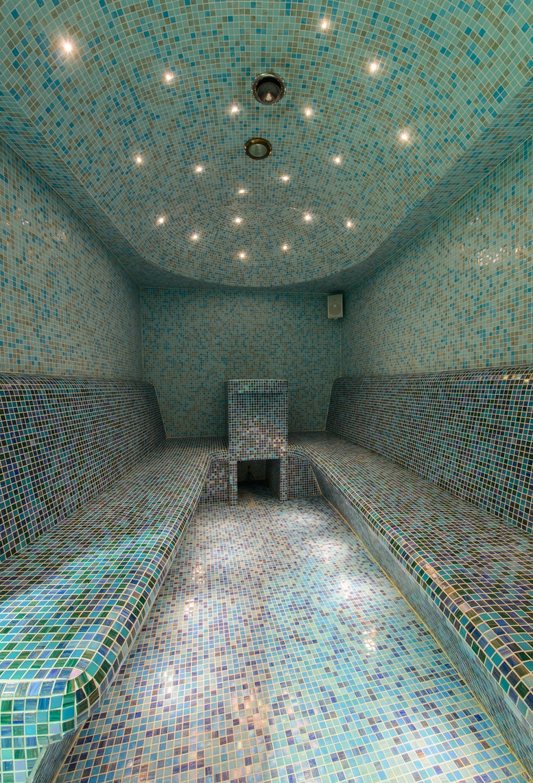 Harvia Spa modules steam room