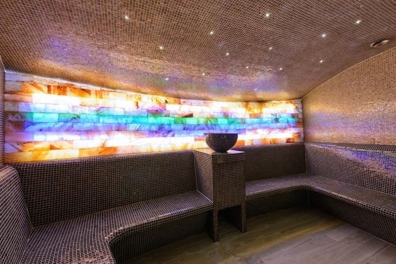 Harvia Steam room spa modules