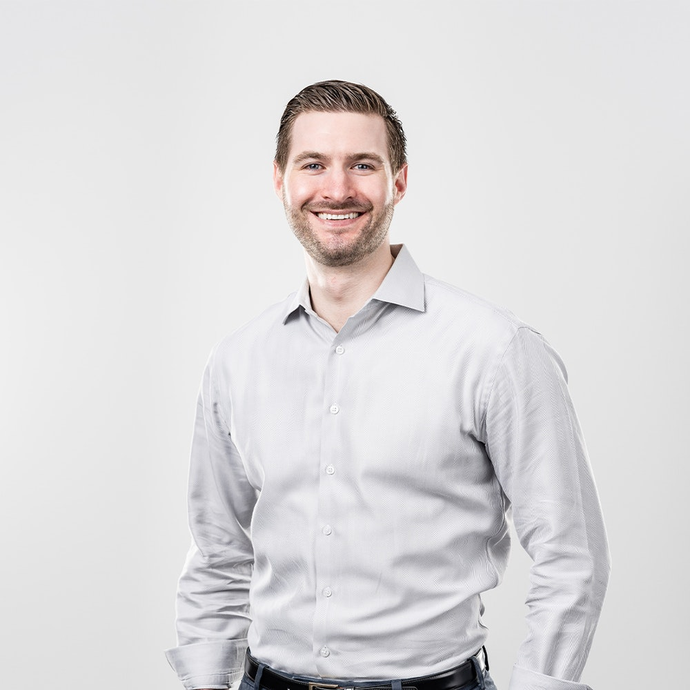 A photo of Alex Agrons, Director, Business Development at Nacero