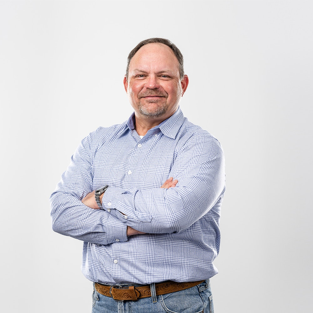A photo of Mike Anderson, Operations Advisor, Process Engineering at Nacero