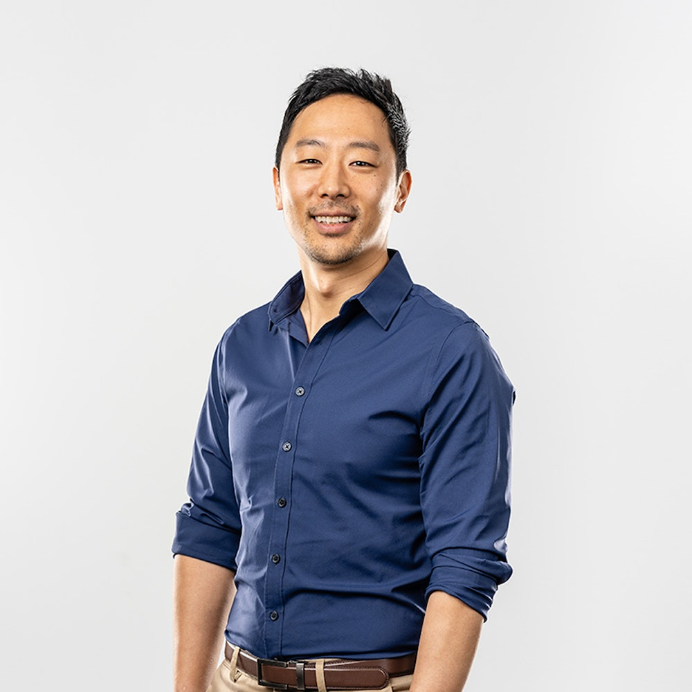 A photo of John Choi, Commercial Director, Power at Nacero