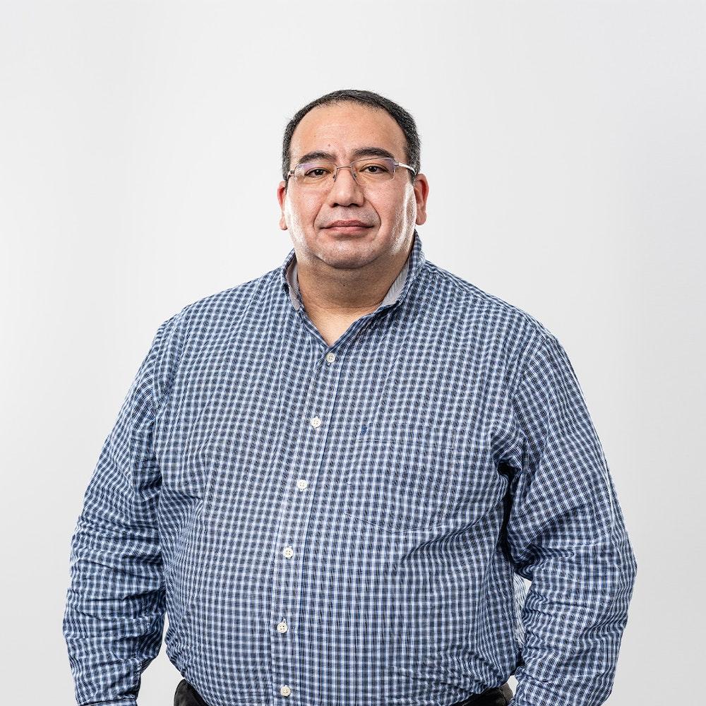 A photo of Enrique Cruz, Sr. Engineer, Instrumental at Nacero