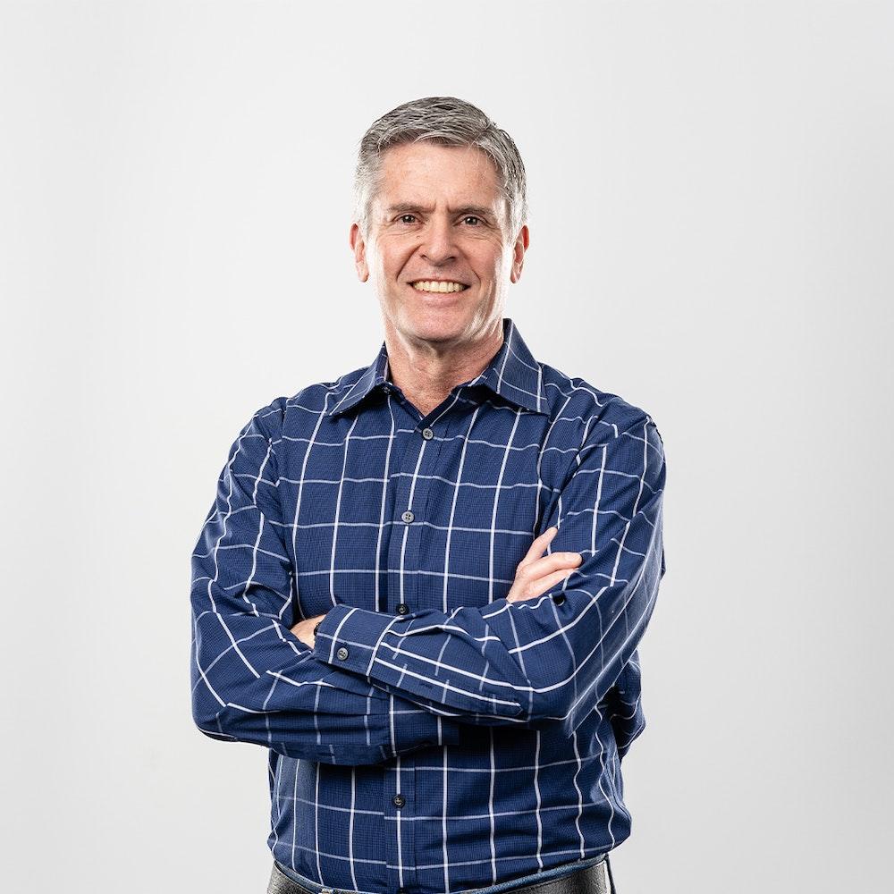 A photo of Kevin Hyatt, Director, Gas Supply at Nacero