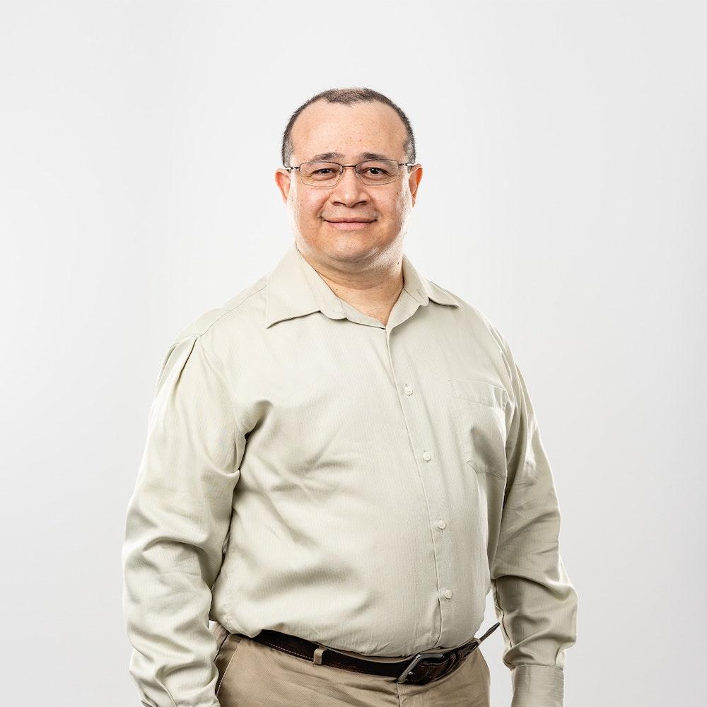 A photo of Alex Millan, Principal, Controls Systems at Nacero