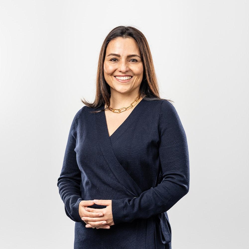 A photo of Carolina Ortega, Director, Sustainability & ESG at Nacero