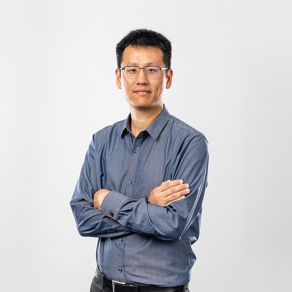 A photo of Shawn Shu, Senior Engineer, I&C at Nacero