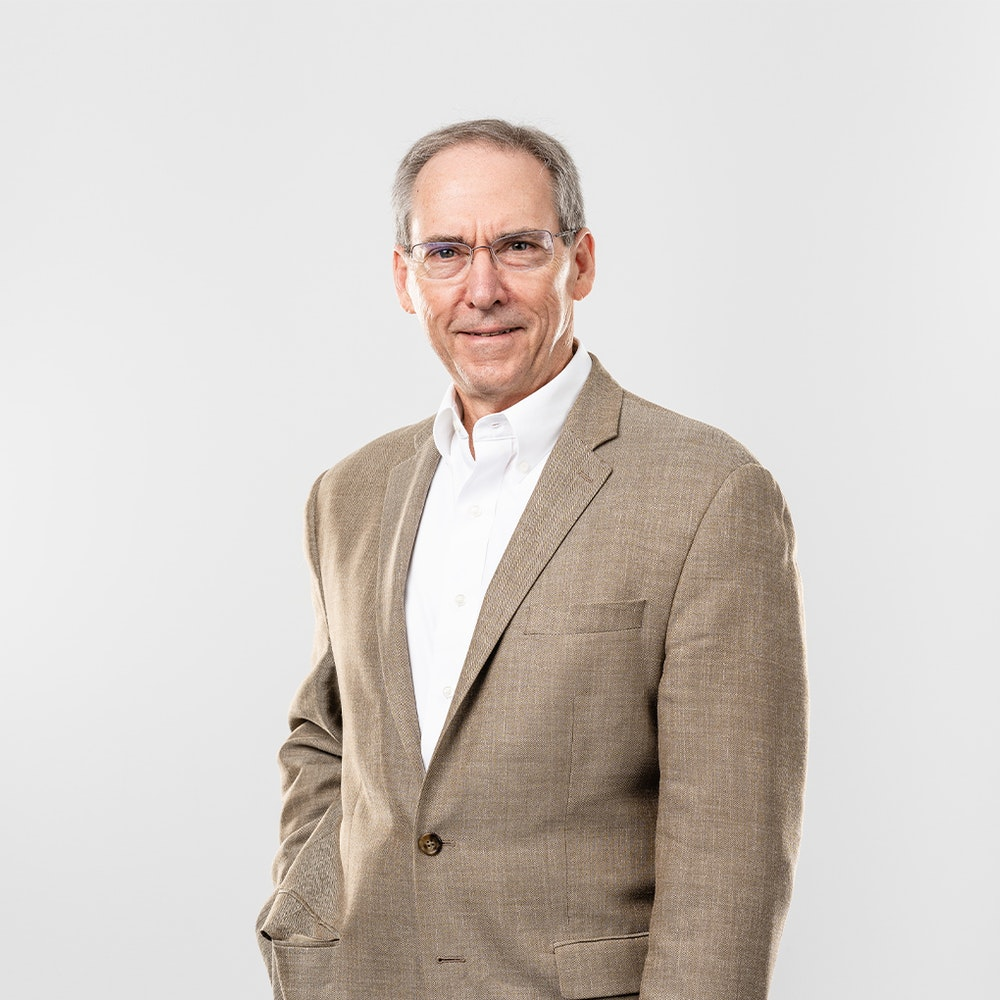 A photo of Hal Bouknight, Chief Operating Officer at Nacero