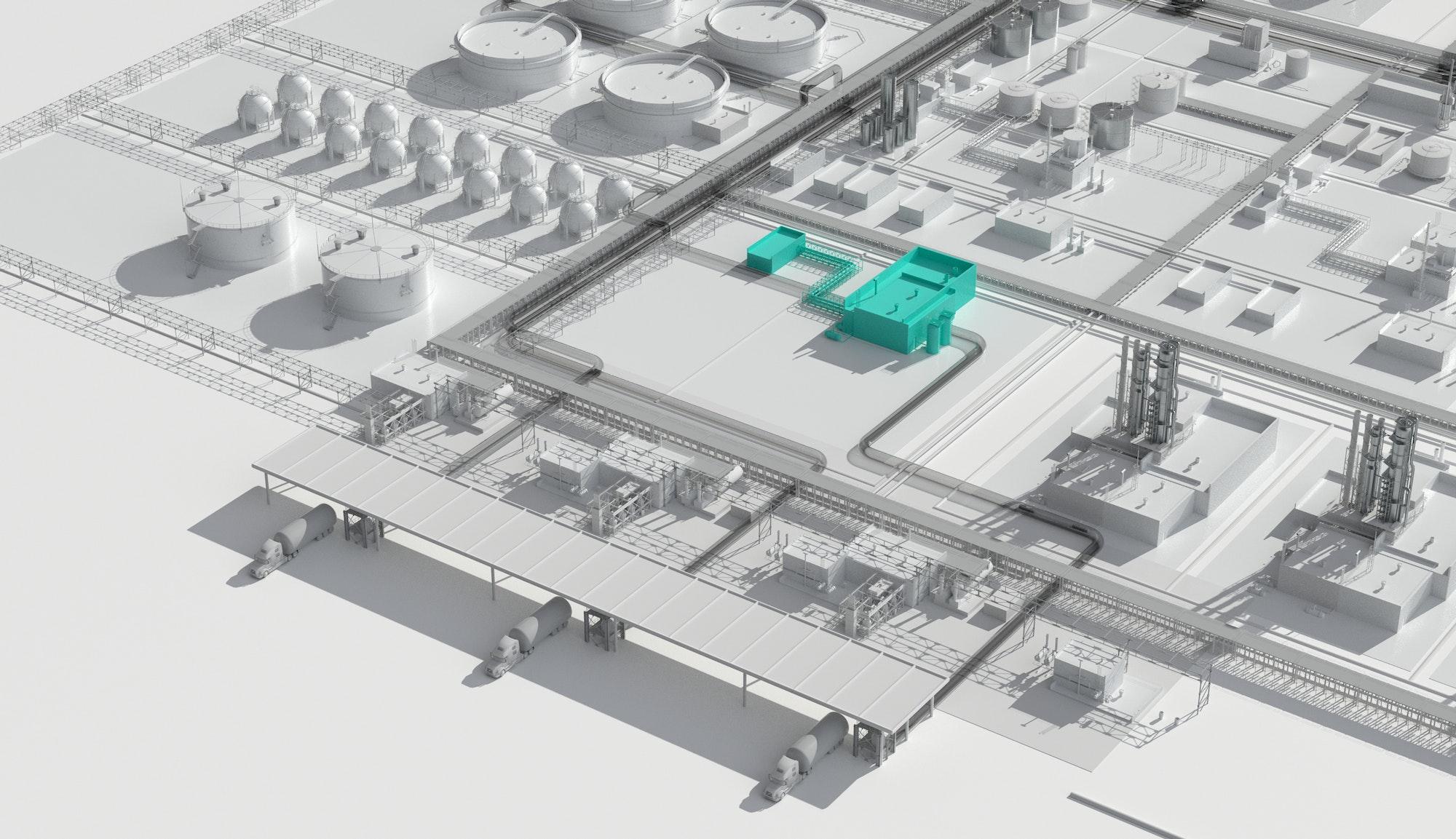 Hydrogen co-production