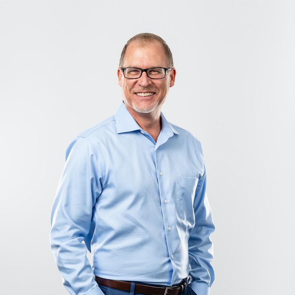 A photo of Bob Lewandowski, Maintenance and Reliability Manager at Nacer