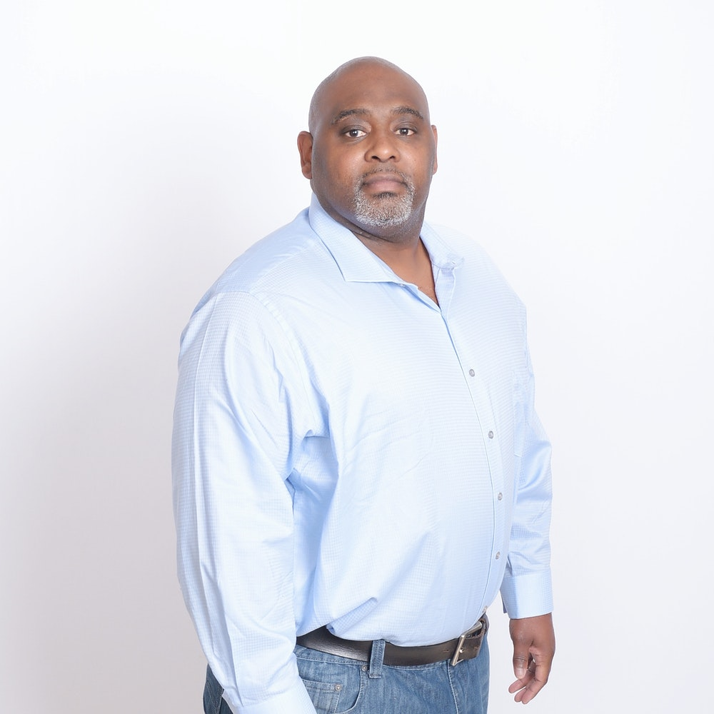 A photo of Curtis Williams, System Specialist, Integration & Data Management at Nacero