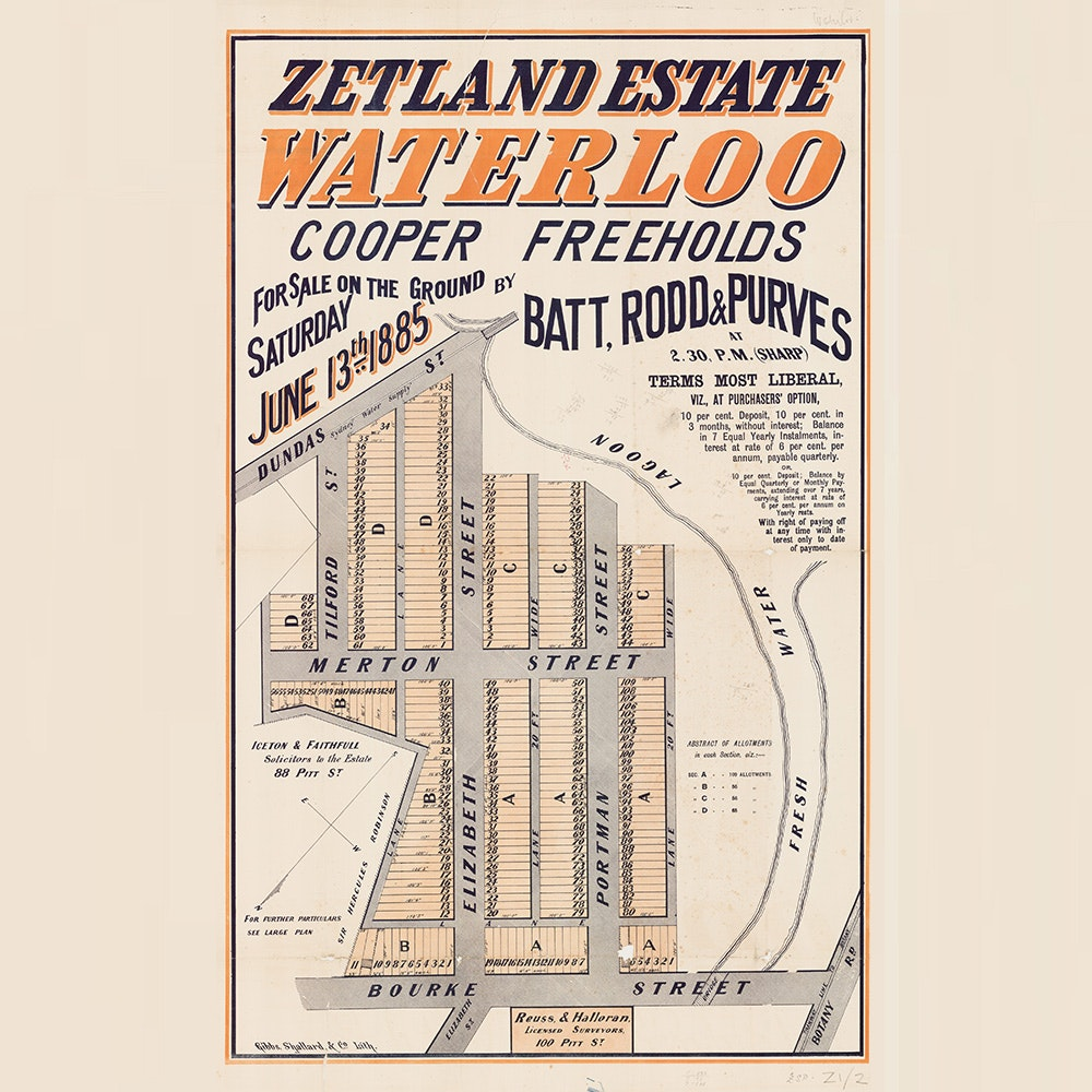 The Zetland Estate