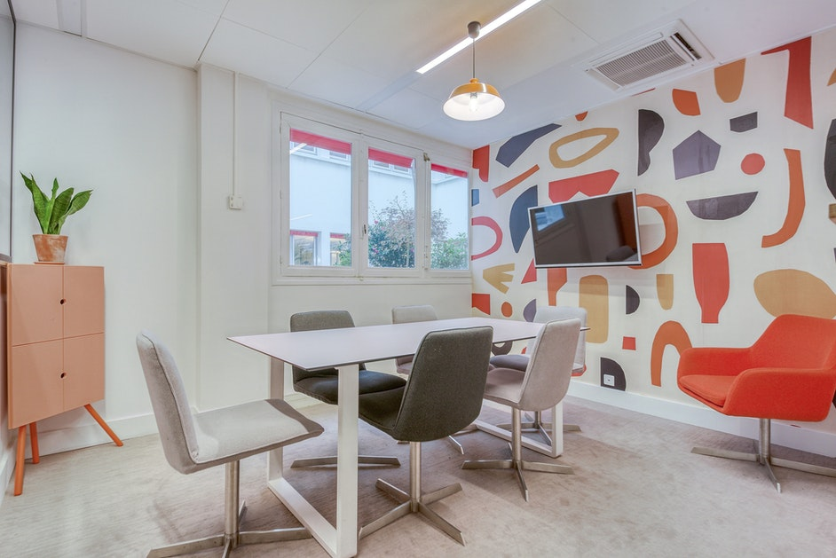 Office Meeting Room Commercial