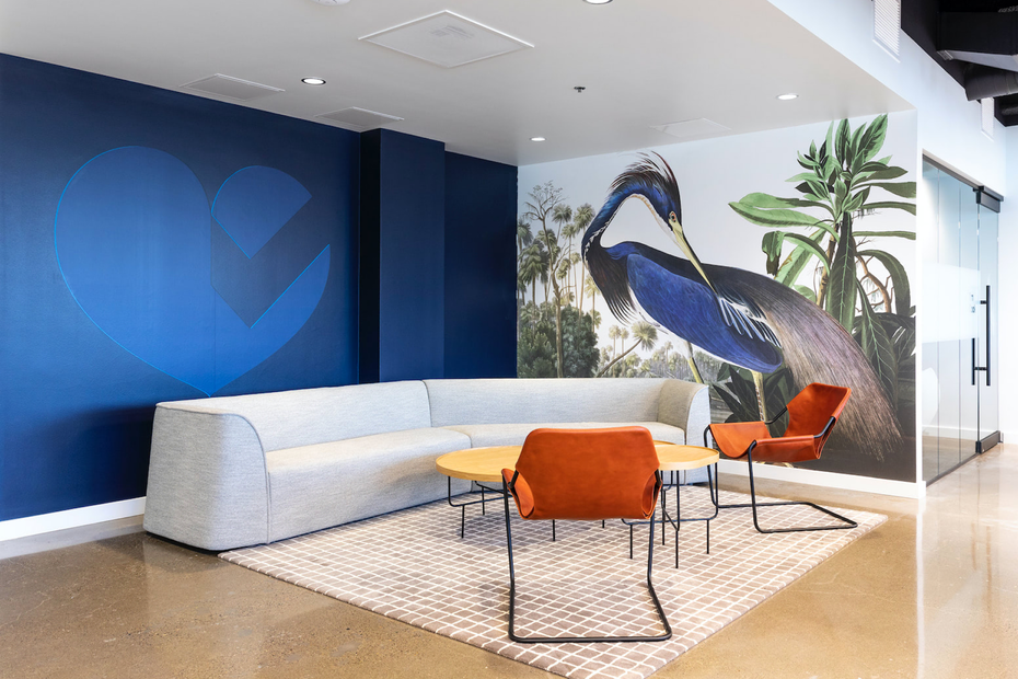 Office Mural Commercial