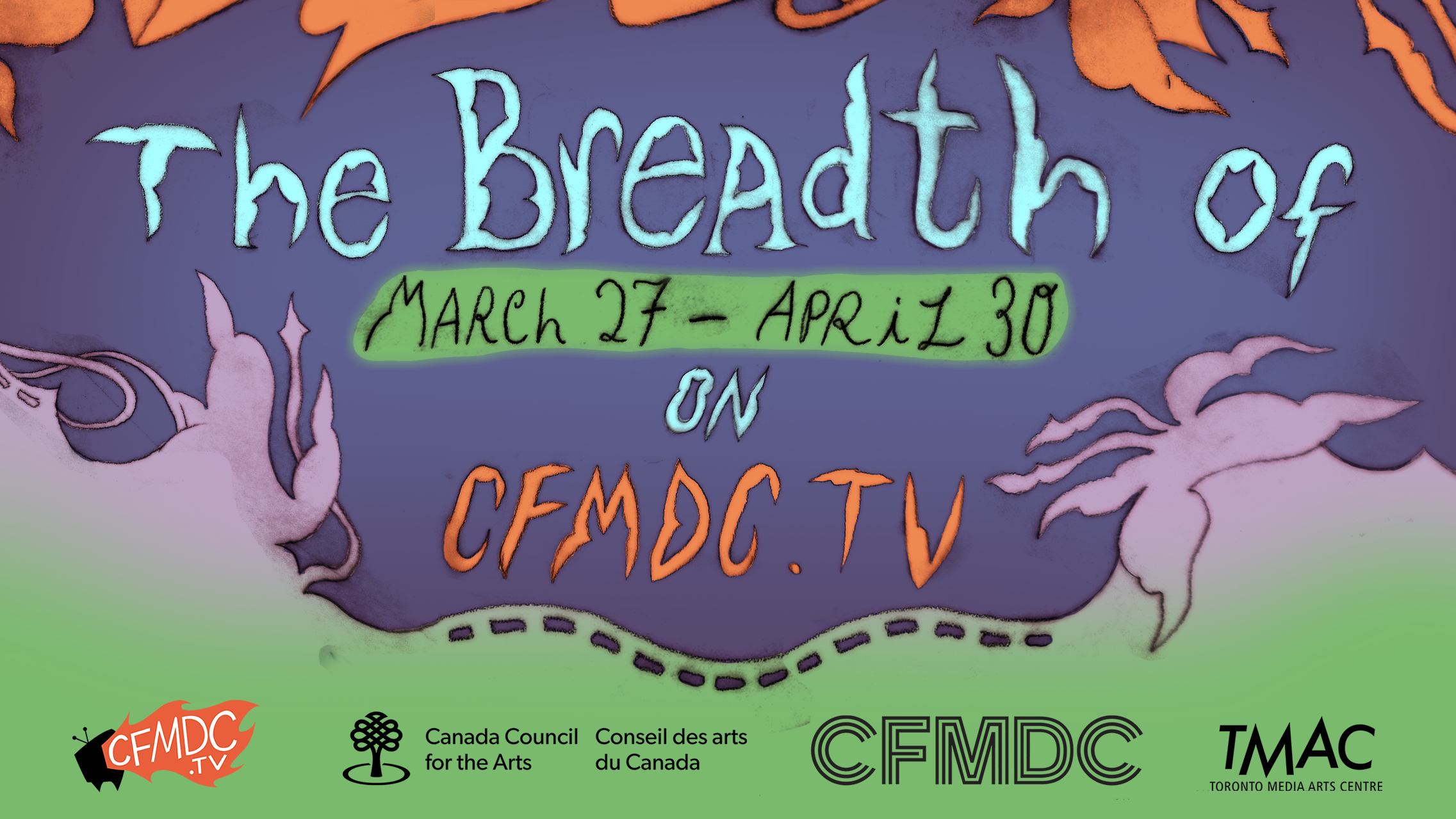 poster for the breadth of on CFMDC.tv