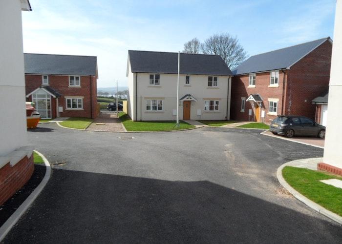 Housing Development at Sundown
