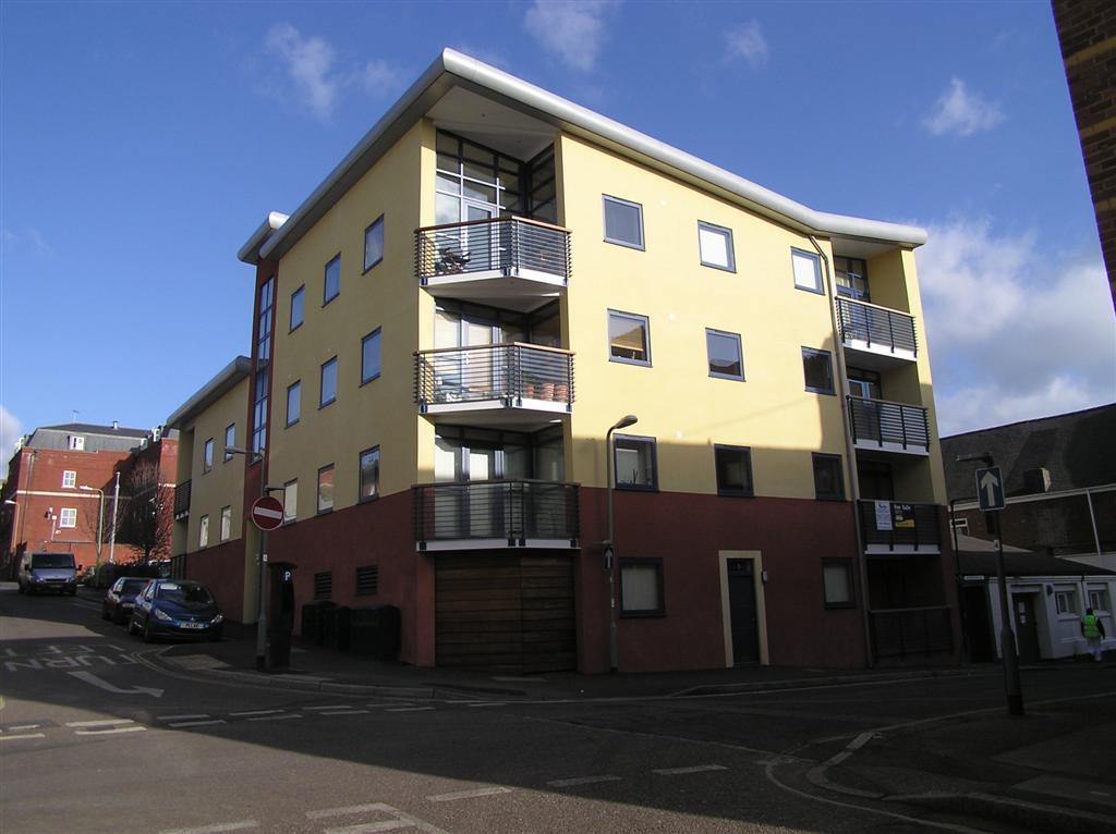 King Street Flats, Exeter