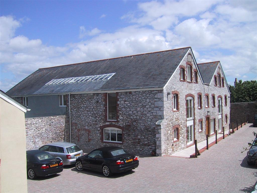 Warehouse Conversion at New Street, Plymouth