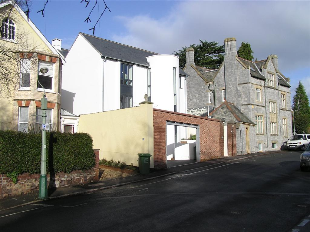 New House in Matford Lane