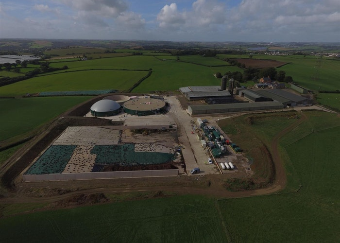 Anaerobic Digestate (Renewable Energy) Plant to convert silage, maize, and food waste to Methane Gas