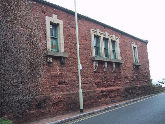 Brunel's Atmospheric Railway Building