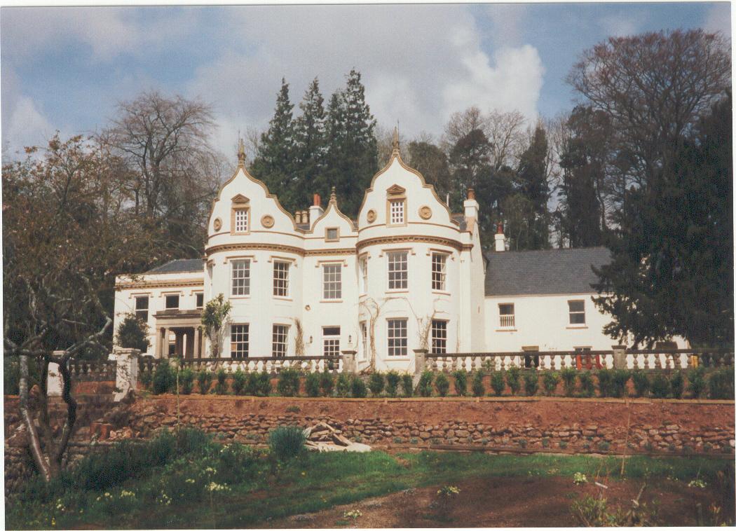 Bindon House Hotel Conversion