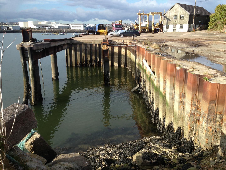 Bostons Boat Yard Development