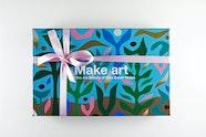 Make Art activity box
