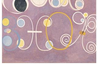 Hilma af Klint, The Ten Largest, Group IV, No. 5, Adulthood   1907