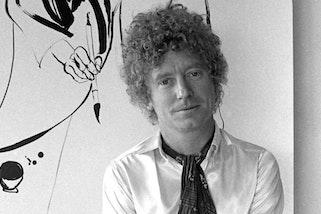 Greg Weight Portrait of Brett Whiteley 1976