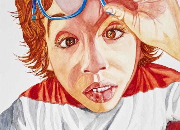 2015 Young Archies finalist Mia Agraviador, age 15