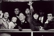 David Moore Migrants arriving in Sydney 1966