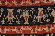 Man's cloth (hinggi kombu) 20th century