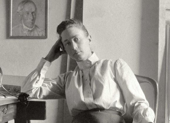 Hilma af Klint portrait