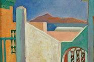 André Lhote 'Maison à Tunis' 1929