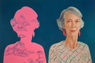 Dapeng Liu, A mind–body dualism portrait of Joanna Capon