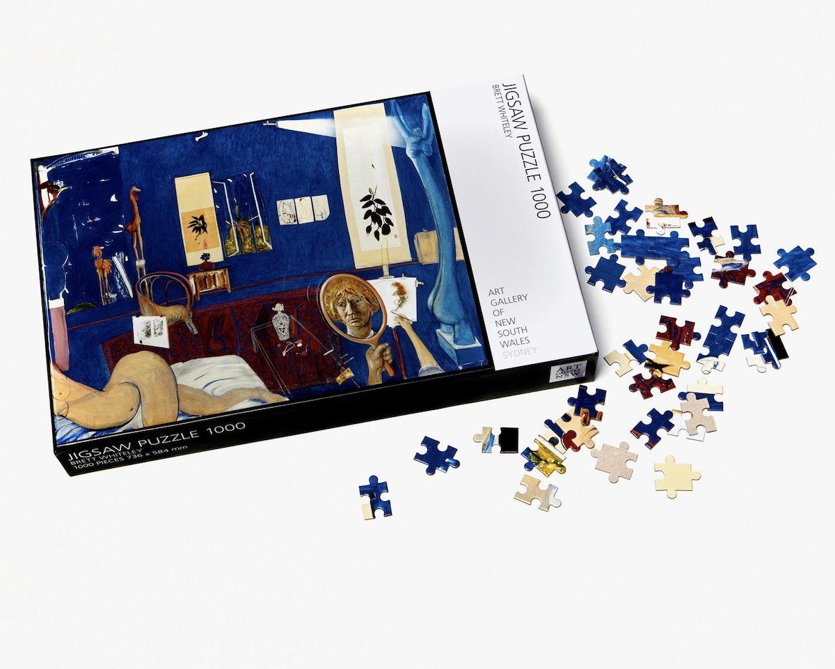 Brett Whiteiey 1000 piece puzzle