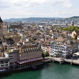 photo of Zurich