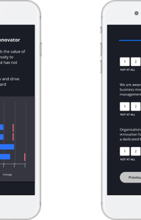 Innovation tool to estimate your innovation gap in minutes, online and for free