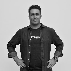 Alexander is co-founder of Stryber
